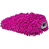 Chemical Guys MIC499 Magenta Extra Large Big Mofo Chenille Microfiber Premium Scratch-Free Wash Mitt