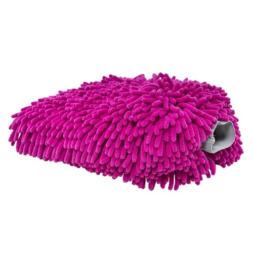 Chemical Guys MIC499 Magenta Extra Large Big Mofo Chenille Microfiber Premium Scratch-Free Wash ()