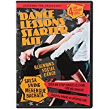 Dance Lessons Starter Kit - Swing Dancing, Salsa Classes, Merengue & Bachata