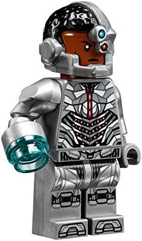 LEGO DC Super Heroes Justice League Minifigure - Cyborg (76087)