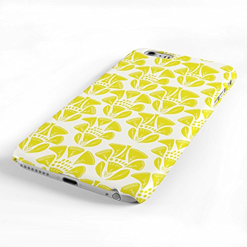 Koveru Back Cover Case for Apple iPhone 6 Plus - Yellow Leah Duncan