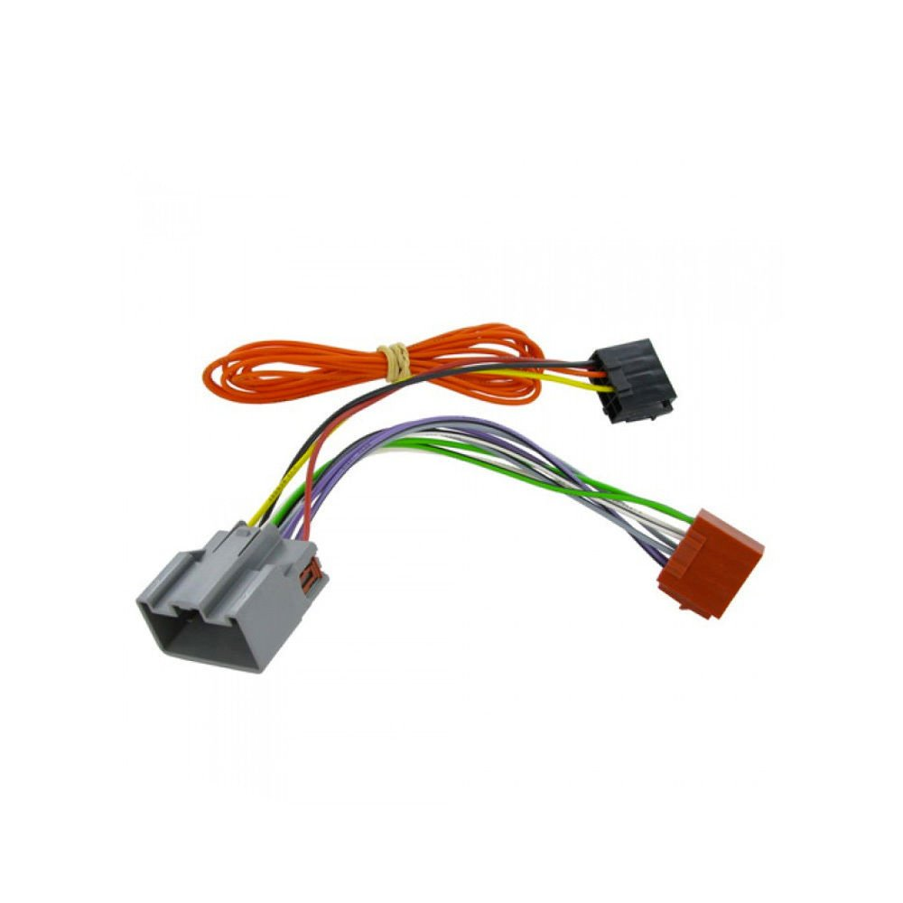 Amazon.com: Wiring Harness Adapter for Volvo XC90 2002- ISO stereo plug  adaptor: Car Electronics
