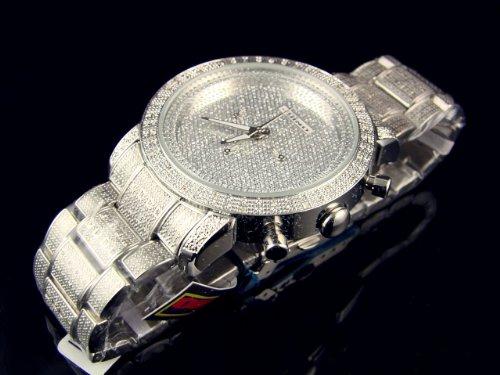 db961976824 New Mens Jojino 105 Diamond Band Watch MJ-1000 1.05 CT