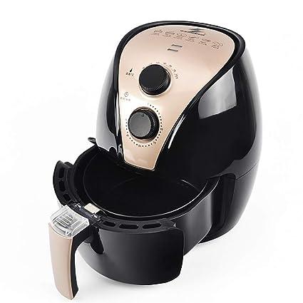 SHSHKO Freidora Sin Aceite Máquina De Papas Fritas Healthy Electric Chip 200 ° C Desengrase A
