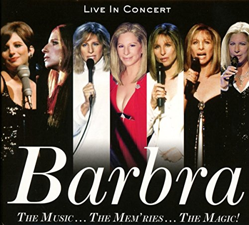 Barbra Streisand - The Music...The Mem\'ries...The Magic! (Digipack Packaging, 2PC)