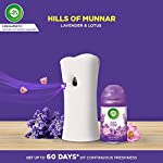 Airwick Freshmatic 'Scents of India' Air-freshner Refill, Hills of Munnar – 250 ml