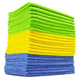 Best Microfiber Cleaning Cloths - Polyte Microfiber Cleaning Cloth, 12 x 16 in Review