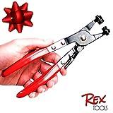 Rex Tools Hose Clamp Pliers