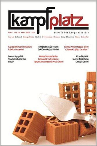 Download Kampfplatz Cilt:4 Sayi: 10 pdf