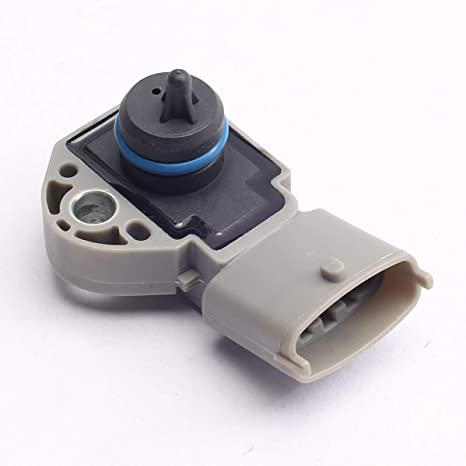 VOLVO S40 MK2 2.4 Fuel Pressure Sensor 04 to 10 Bosch Top Quality Replacement