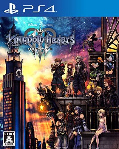 Kingdom Hearts III - PS4 Japanese Ver. (Playstation 3 Japan Import)