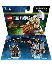 Warner Bros Interactive Spain Lego Dimensions - El Señor De Los Anillos, Gimli