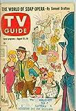 1961 TV Guide Aug 12 Soap Opera - Illinois Edition
