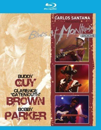 Blues At Montreux [Blu-ray] (Santana Live At Montreux 2011)