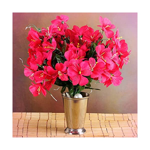 Inna-Wholesale-Art-Crafts-New-6-Fuchsia-Bushes-Silk-Mini-PRIMROSES-Decorating-Flowers-Bouquets-Decorations-Sale-Perfect-for-Any-Wedding-Special-Occasion-or-Home-Office-Dcor