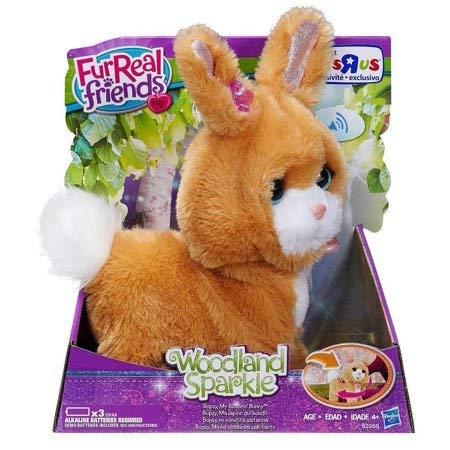 FurReal Friends Woodland Sparkle Bopsy My Bouncin' Bunny by Hasbro (Image #1)