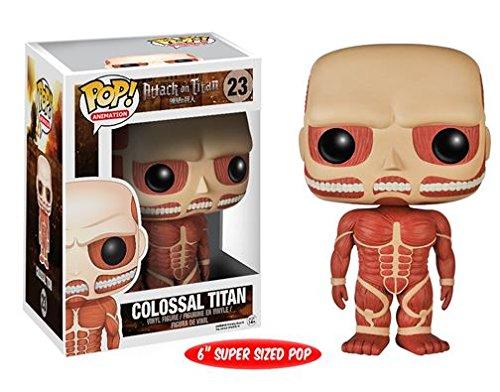 Funko POP Attack on Titan 6-Inch Colossal Titan