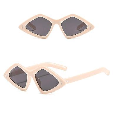 Gafas De Sol Hombre Y Mujere Moda Irregulares Ligeras Unisex ...