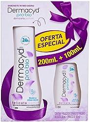 Dermacyd Delicata 24H 200 ml +100 ml Kit, Dermacyd, 300ML