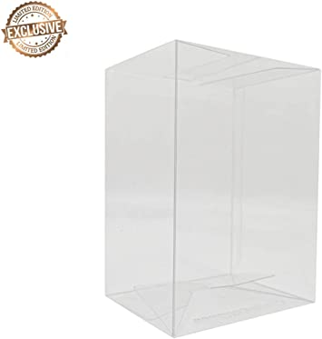 ATV Store Premium 0.60mm Thickness Standard Pop Vinyl Display Box Cases 4