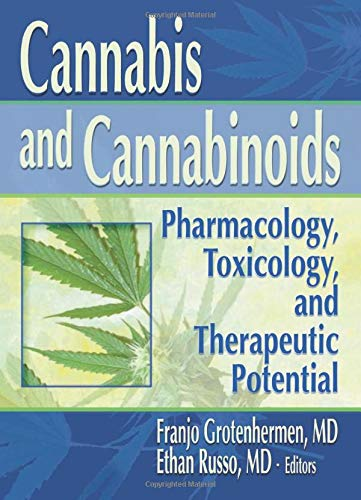 Cannabis and Cannabinoids: Pharmacology, Toxicology, and Therapeutic Potential by Brand: Routledge