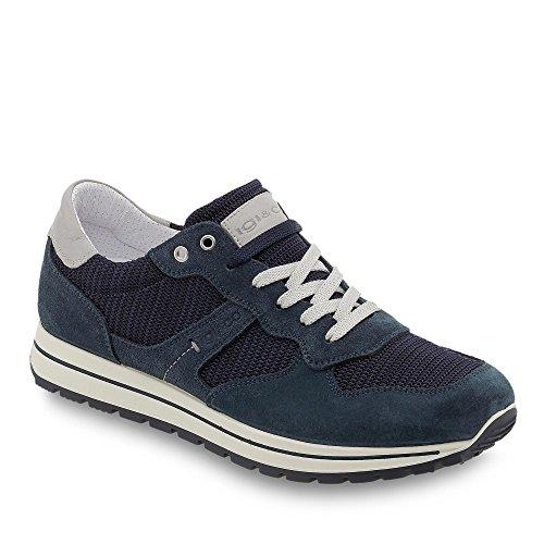 IGI&CO 77132/00 hombre bajas zapatillas de deporte AZUL Azul