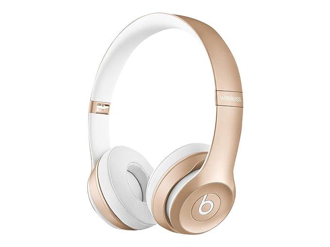 3967470838f Beats by Dr. Dre Solo2 Wireless On-Ear Headphones: Amazon.co.uk: Electronics