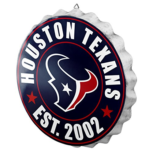 - Houston Texans 2016 Bottle Cap Wall Sign