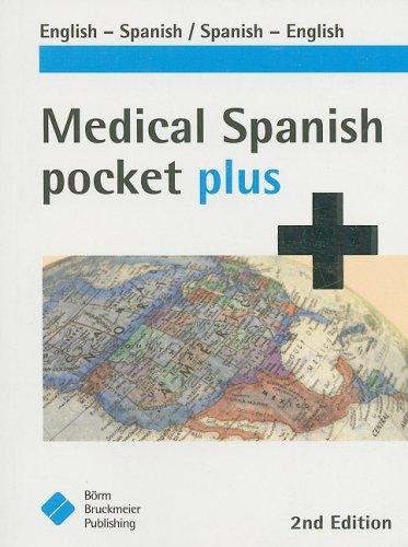 Best spanish medical terminology pocket book list