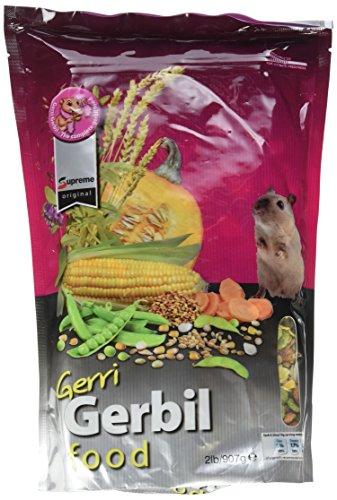 Supreme Gerri Premium Gerbil Food (Bag 2 Hamster Food Lb)