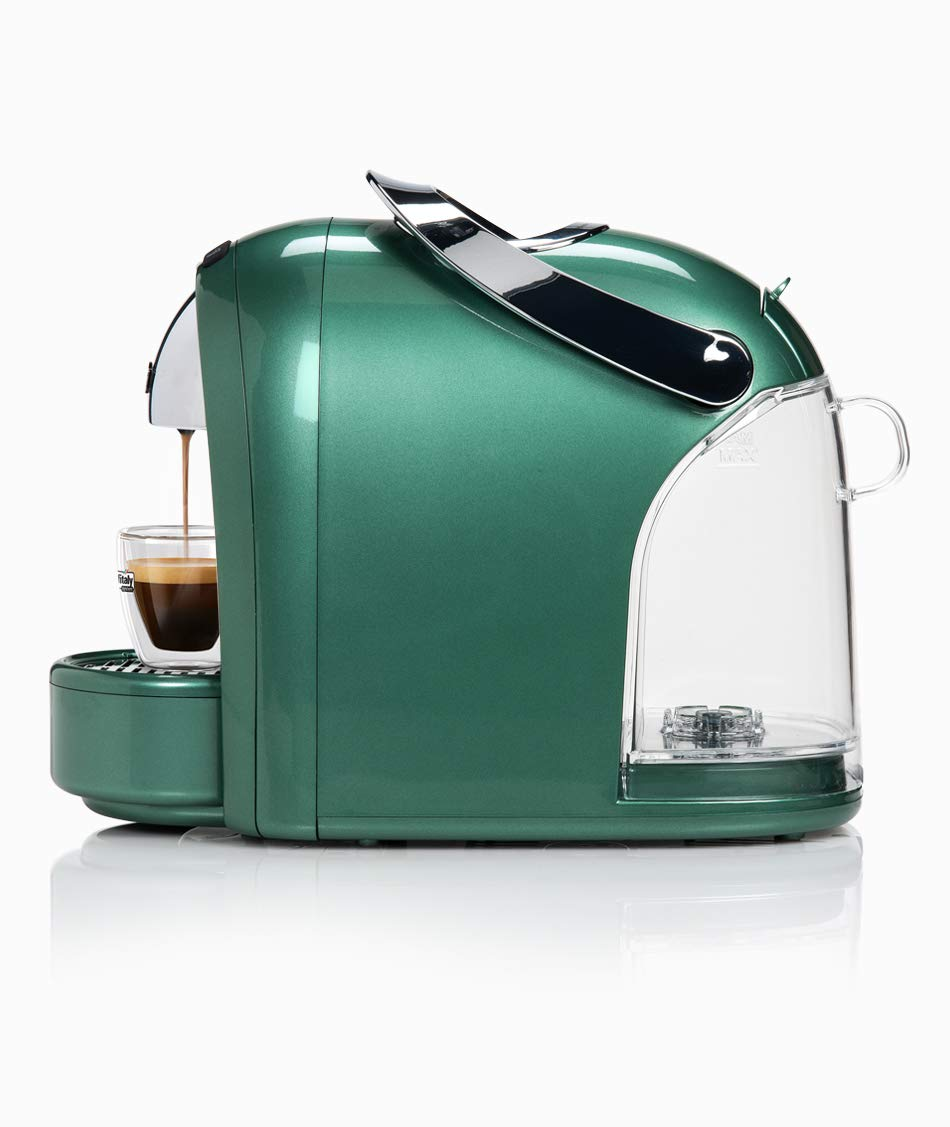 Cafetera Caffitaly Ambra S18 Green: Amazon.es: Hogar