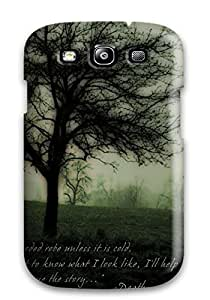 Perfect Fit WGpFscC13207RNFOl Grim Reaper Case For Galaxy - S3
