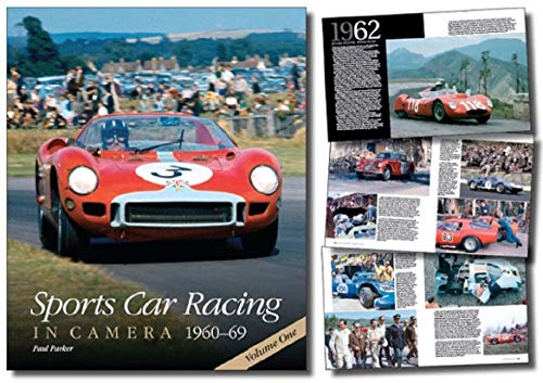 Sports Car Racing in Camera 1960-69 por Paul Parker