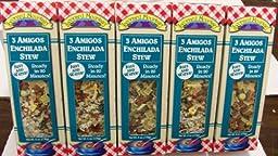 3 Amigos Enchilada Stew - 5 Boxes
