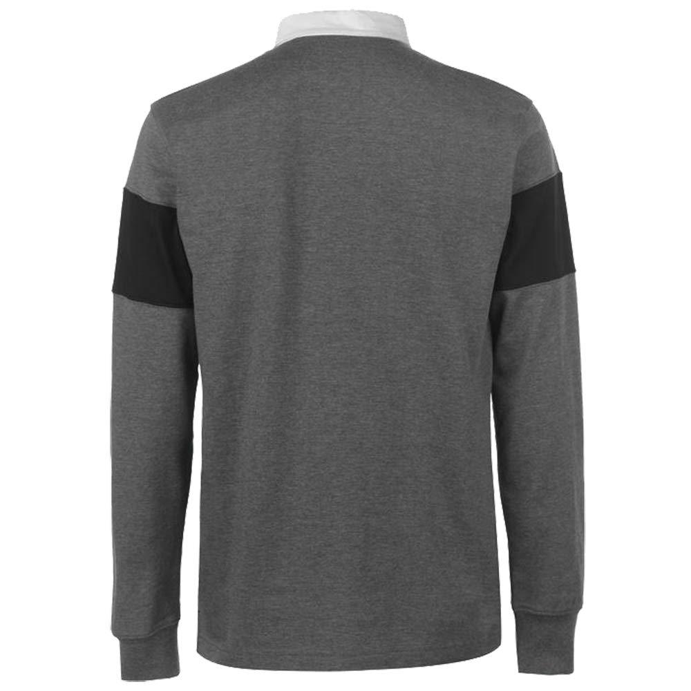 Pierre Cardin/ Mens Striped Design Polo Shirt Long Sleeve