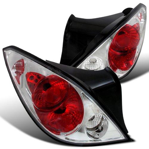 Spec-D Tuning LT-G605-TM Pontiac G6 Gt Gtp Gxp Se 2Dr Coupe Chrome Altezza Tail (Gxp Pontiac)