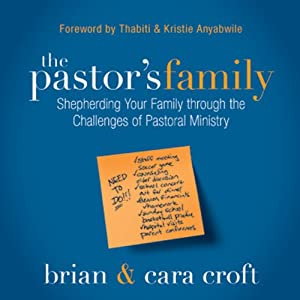 The Pastor's Family Audiobook