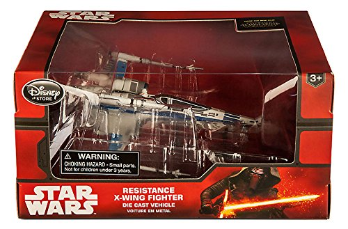Disney Star Wars The Force Awakens Resistance X-Wing Fighter Diecast Vehicle (Star Wars Die Cast Ships compare prices)