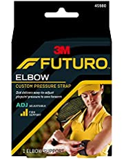 Futuro Custom Dial Tennis Elbow Strap, Adjustable, 1ct