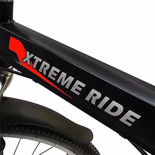 Generic YanHong-US3-150919-146 8yh1546yh TB Sport Fold 7-Speed Shimano DABLE Bike 26'' Folding 26'' Foldi FOLDABLE Bike Black le 7-Spee Mountain Bicycle Mountain MTB Sport Fold by Generic