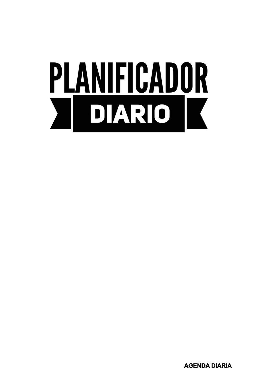 Planificador Diario - Agenda Diaria: Blanco (1), 90 Dias ...