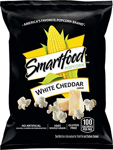 Large Product Image of Smartfood Popcorn Yellow Variety Pack, 20 Count
