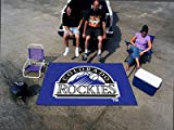 "Fan Mats Colorado Rockies Ulti-Mat, 60"" x 96"""