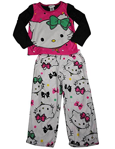 Charmmy-Kitty-Little-Girls-Long-Sleeve-Hello-Kitty-Pajamas