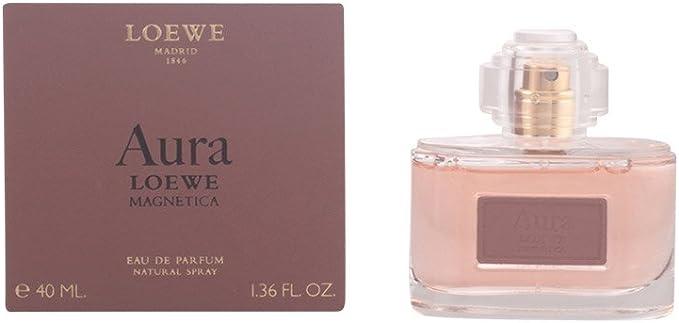 Loewe Aura Magnetica Agua de Perfume - 40 ml: Amazon.es: Belleza