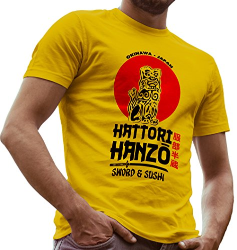 LeRage Shirts Hattori Hanzo Sword and Sushi Kill