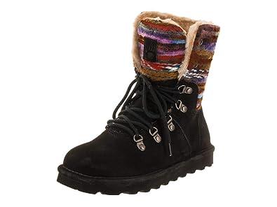 85602519b95b BEARPAW Women s Maria Boot Black II Size 5 B(M) US