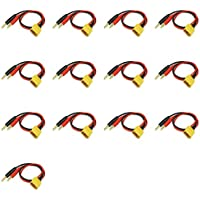 13 x Quantity of Walkera Runner 250 (R) Advanced GPS Quadcopter Drone XT-60 Charge Cable W/ Male XT60 To 4mm Banana Plug (1pc)