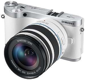 "Samsung NX300 - Cámara de fotos (20 Mpx, pantalla de 3,31"", Wi-Fi, HDMI, USB) [Importado de Francia]"