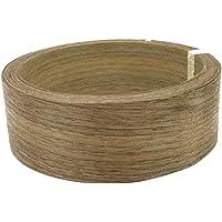 Cinta adhesiva para bordes de madera prepegada